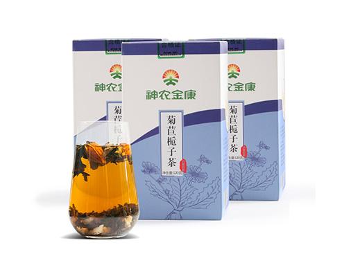 神农金康菊苣栀子茶