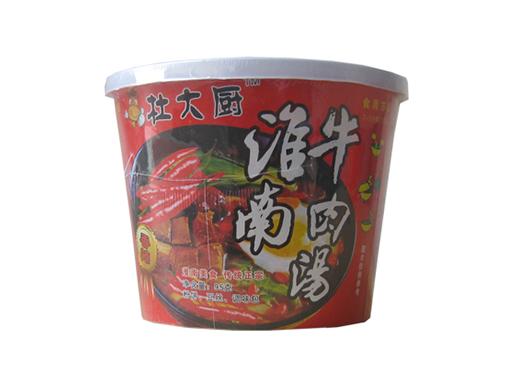 杜大厨淮南牛肉汤香辣味