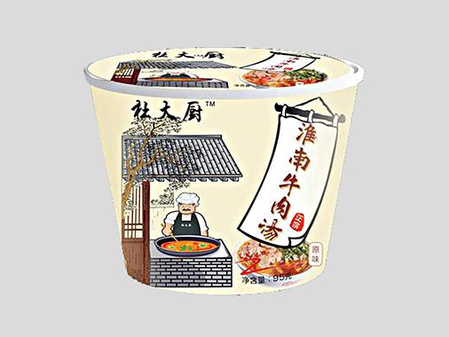 杜大厨桶装淮南牛肉汤