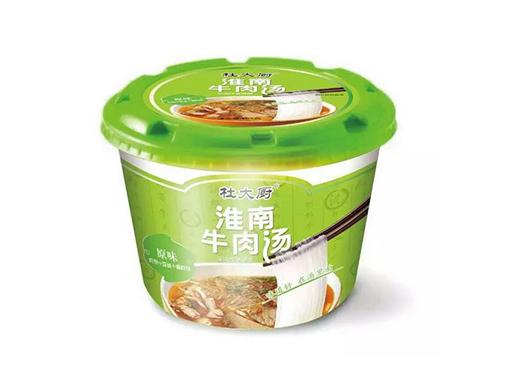 杜大厨原味牛肉汤