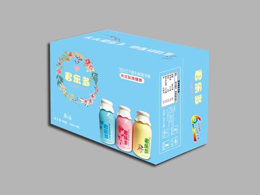 君乐多乳酸菌发酵饮品