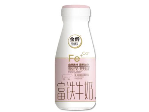 金爵訂戶奶—富鐵牛奶