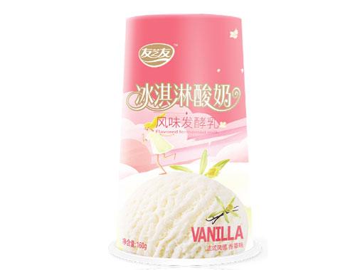 友芝友冰淇淋酸奶