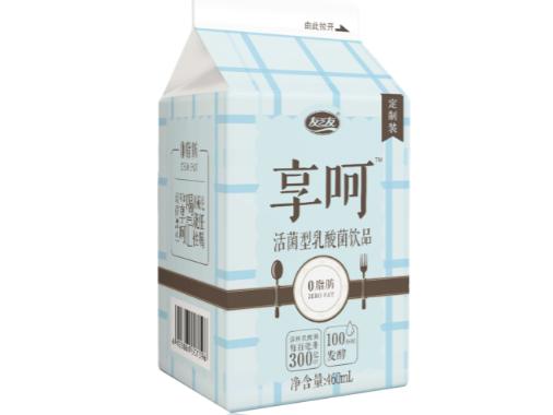 享呵活性乳酸菌飲品