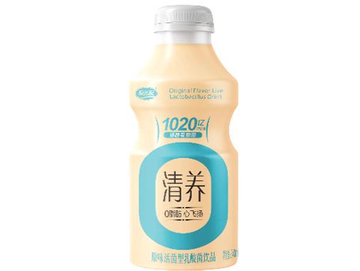 清養活菌乳酸菌飲品