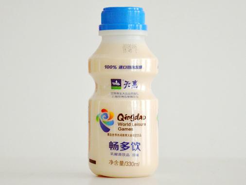 暢多飲乳酸菌330ml*12瓶紙箱裝