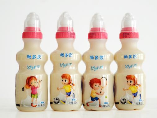 暢多飲乳酸菌200ml*20瓶紙箱裝