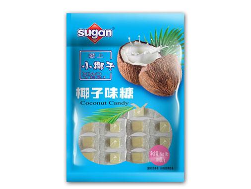 sugan110g椰子味軟糖