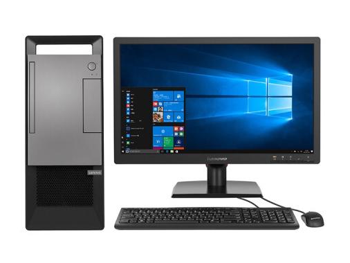 聯想(Lenovo)揚天T4900v 商用臺式電腦整機(I5-8500 8G/1T/集顯)20.7英寸