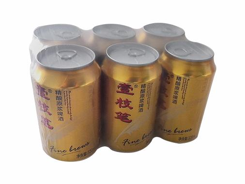 壹枝筆精釀原漿啤酒塑包裝