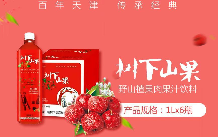天津山楂树下饮料科技有限公司